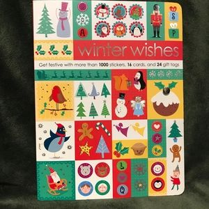 Christmas Card Booklet